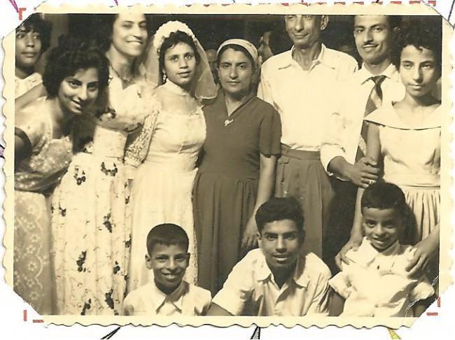 משפחת טלבי 1955