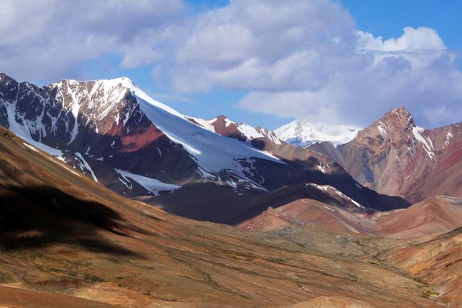 טיול בהרי פמיר