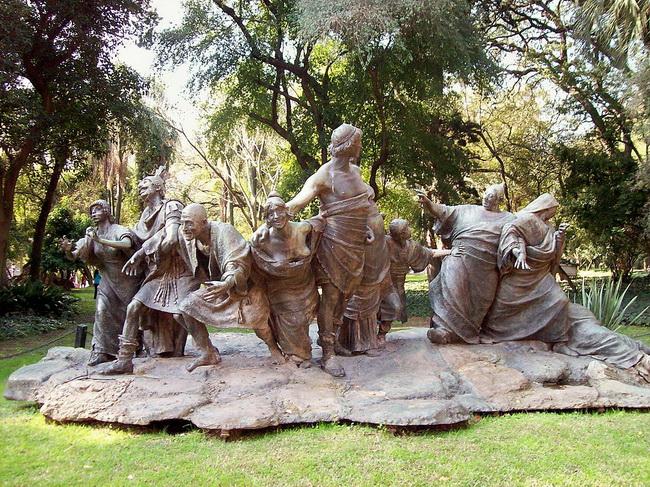 בכחנליה. פסל של ארנסטו ביונדי Ernesto Biondi באדיבות Wikipedia