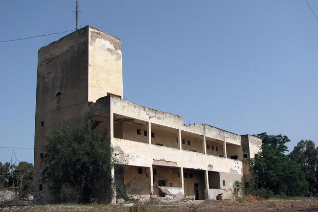 בית יוסף מבנה ביטחון