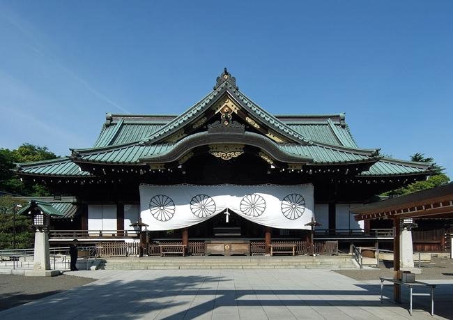 טיול ביפן - מקדש יסוקוני