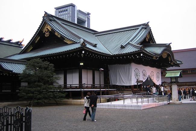 מקדש יסוקוני