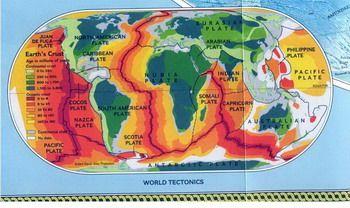 מפת הפלטות