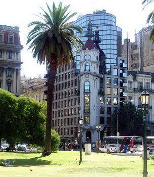 במרכז העיר