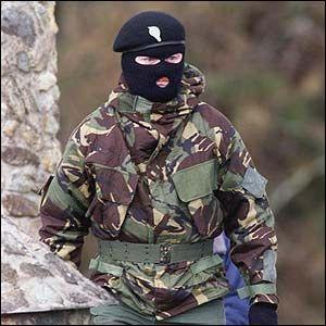 לוחם של ה-IRA