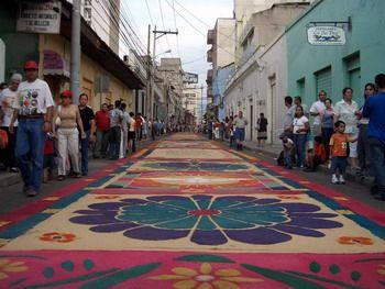 תהלוכת הפסחא בקמיגווא, הונדורס