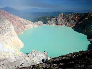 הר איג'ן - מזרח ג'אווה