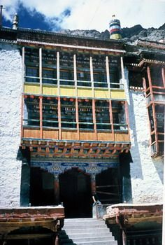 מנזר טיבטי - גומפה