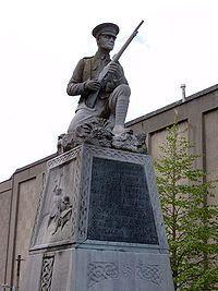 אנדרטה ללוחמי ה-IRB, בדבלין