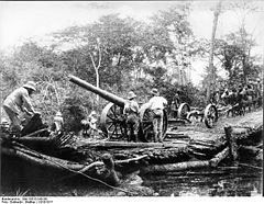 מלחמת הגרמנים בטנגנייקה