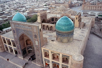 בוכרה, אוזבקיסטן