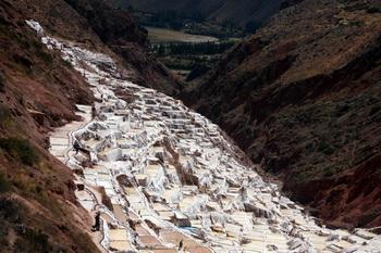 מכרות במלח ב-Maras