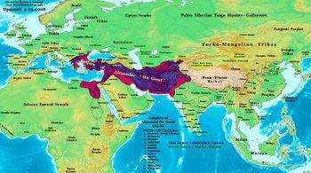 האימפריה של אלכסנדר