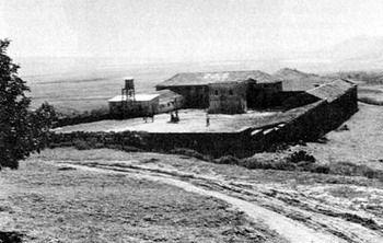 חצר תל חי 1920