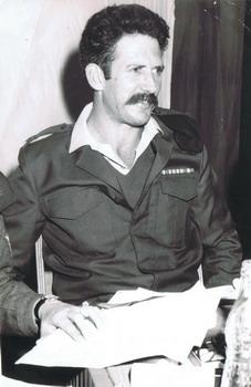 יגאל חסקין בצבא