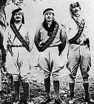 לוחמים ערבים במרד הערבי
