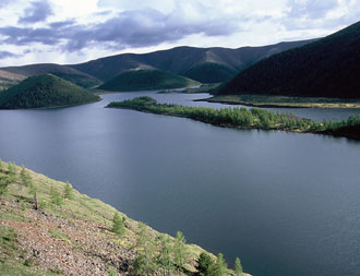 שמורת שמונת האגמים