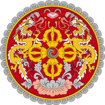 הסמל הלאומי של בוטאן
