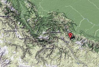 צילום אויר של פואקרטמבו והאזור