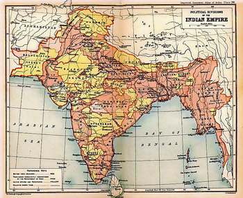 הודו הבריטית