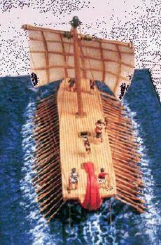 ספינה רומית
