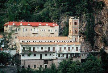 מנזר פרוסוס בצפון יוון
