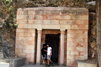 קברו של יהודע חנקין