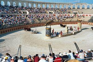 שיחזור של הסירקוס ברומא