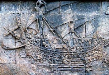 ספינה מאינדונזיה