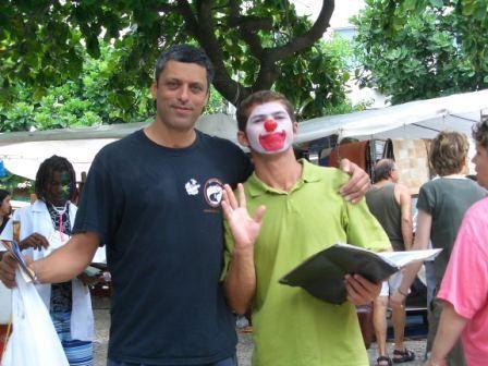 ליצן ברזילאי
