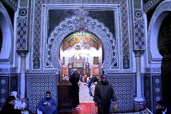 מסגד קיירואן בפאס