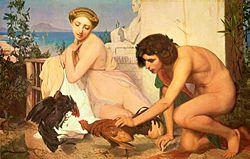 ציור של ז'אן לאון ז'רום, 1847