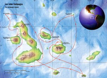 איי הגלפגוס