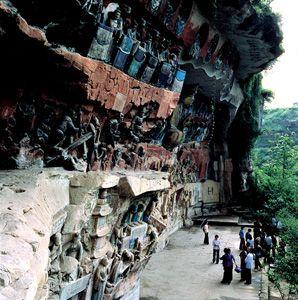 אתר המערות בדאזו