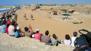 שרידי הסירקוס בקיסריה