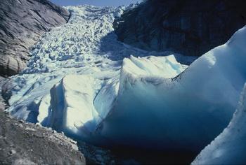 קרחון בריקסדל