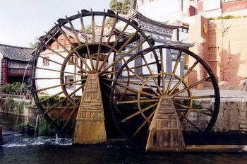 גלגל מים בליז'נג