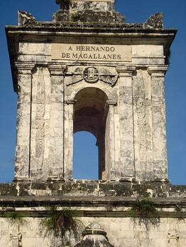 מונומנט מגלן בפיליפינים