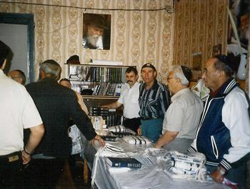 בית הכנסת של פרילוקי