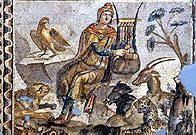 אורפאוס במוזיאון של אנטקיה