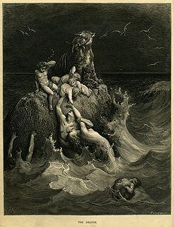 המבול - גוסטב דורה