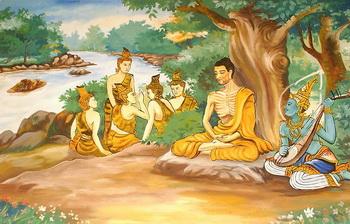 בודהא זוכר להארה