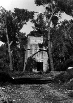 מגדל השמירה בקריית ענבים