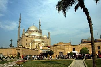 מסגד מוחמד עלי בקהיר