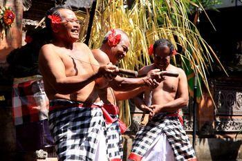 ריקוד הברונג, באלי