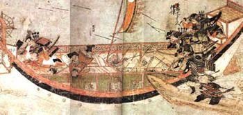 ספינה מונגולית