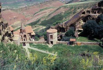 מנזרי דוד גרשה
