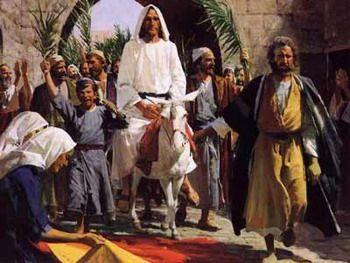 כניסת ישו לירושלים