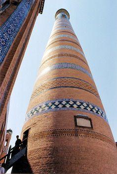 חיווה, אוזבקיסטן