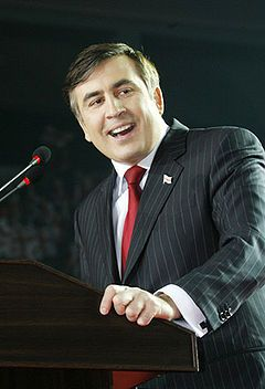 מיכאל סאקאשווילי
